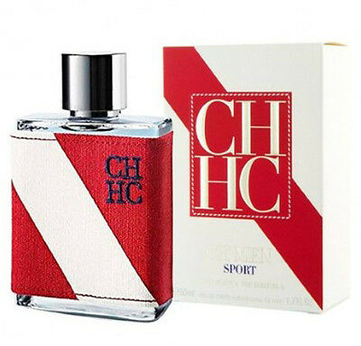 CH MEN SPORT de CAROLINA HERRERA - Colonia / Perfume EDT 50...