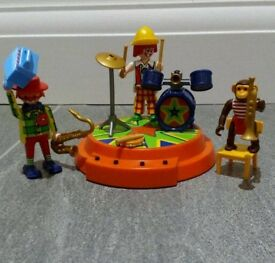 Playmobil 4231 Circus Band. From a smoke free and pet free home