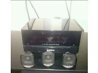 Sony DAV-IS50 DVD 5.1 SYSTEM (WIRELESS REAR SPEAKERS)