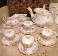 ROYAL ALBERT CHINA HAWORTH PATTERN