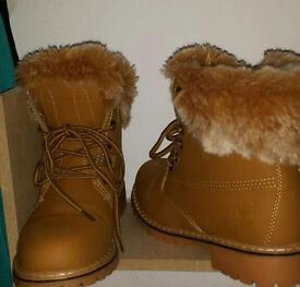 Timberland boots size 5.5