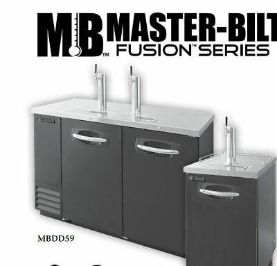 Master-bilt Mbdd59 Direct Draw Beer Cooler