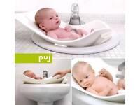 NEW SOFT INFANT BATH Puj Tub for newborn baby