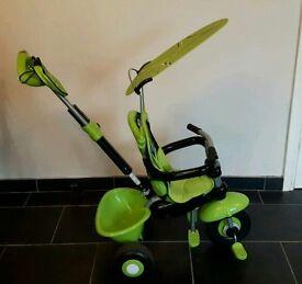 Smart Trike Sport (green)