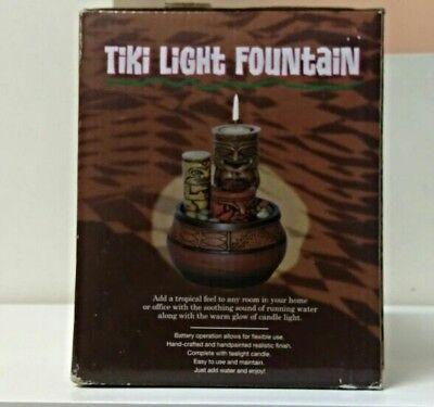 L@@k at this Tiki Light Fountain!!!
