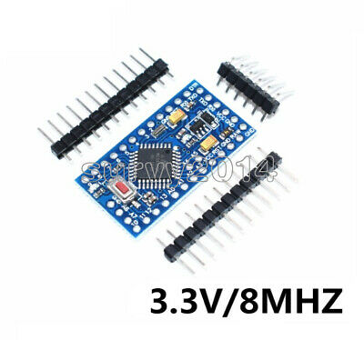 Redesign Pro Mini Atmega328 3.3v 8m Replace Atmega128 Arduino Compatible Nano