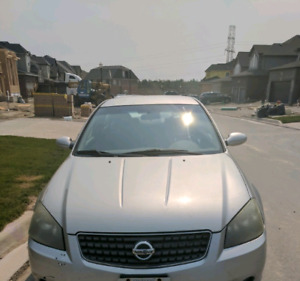 Nissan Altima for sale AS IS