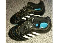 Kids football boots size 10