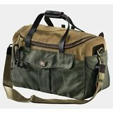 Filson Heritage Sportsman Bag Tan and Otter Green Style 70073