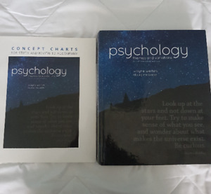 Psychology: Themes and Variations textbook and Study Guide