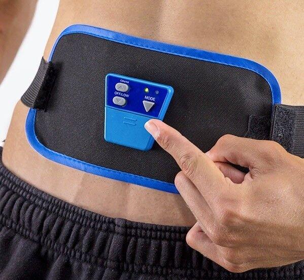 Bauchmuskeltrainer Muskelstimulator Bauchtrainer Bauchgürtel Elektrostimulator