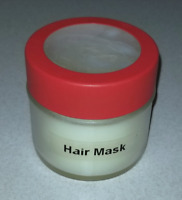 Cosmetics: Nourishing hair mask