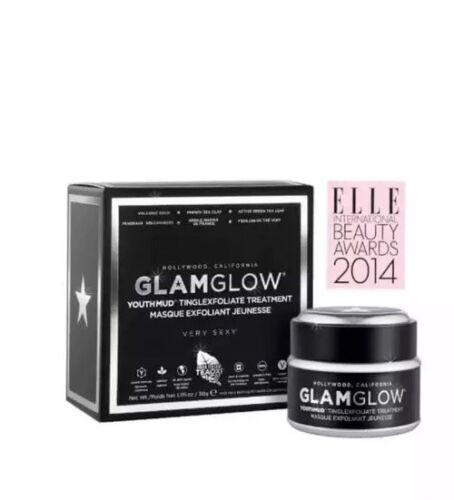 GLAMGLOW MASK Youthmud Tinglexfoliate Treatment 1.7 fl.oz. B