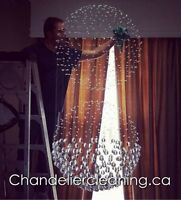 Professional Chandelier Cleaning