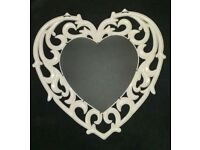 ****LARGE HEART MIRROR****