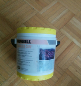 FRABILL Fishing Worm/Bait container