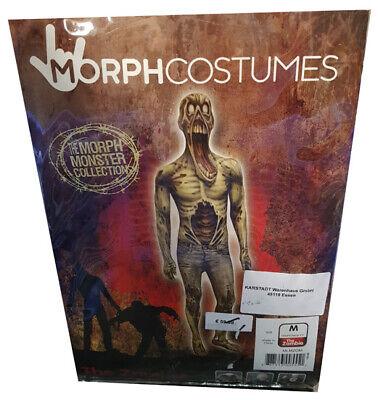 Halloween Kostüm MorphCostumes Zombie Monster Größe M Erwachsene (161cm) ()