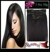 Clip in Human Hair Extensions 20