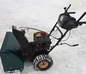 Murray snowblower just tuned up- free delivery