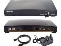 Openbox V8S & Zgemma Satellite Box 12 Months Gift