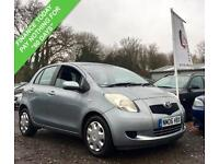 2006 TOYOTA YARIS 1.3 T3 MULTIMODE 5DR AUTOMATIC