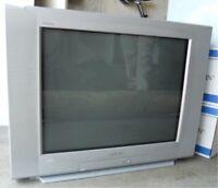 32 inch television. Sony Trinitron w/stand.