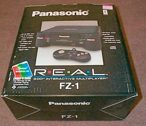 panasonic 3DO fz-1