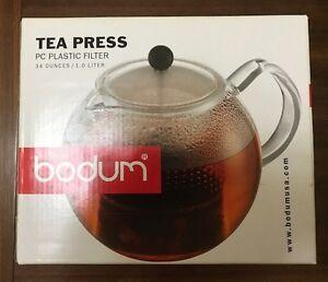 Bodum Assam Tea Press - 1L Capacity Carlisle Victoria Park Area Preview