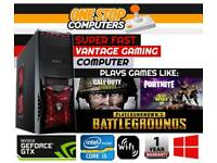 ULTRA FAST GAMING PC FORTNITE CALL OF DUTY PUBG MINECRAFT!