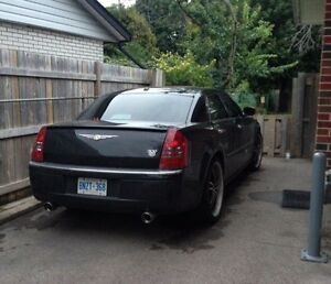 2007 Chrysler 300 c parts