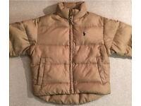 100% authentic unisex Ralph Lauren puffa jacket