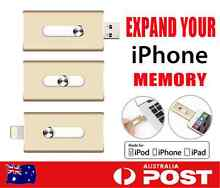 Iphone USB memory stick storage i-Flash Drive U Disk For Iphone Fremantle Fremantle Area Preview