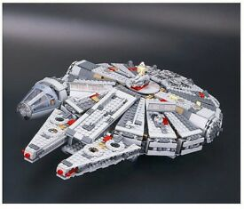 Lepin - Building Blocks -05007 Millennium Falcon - 1381 pcs - 2.5 Kgs