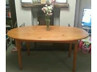 SHABBY CHIC PROJECT - DINING TABLE & 3 CHAIRS