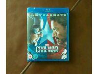 Captain America, Civil War.