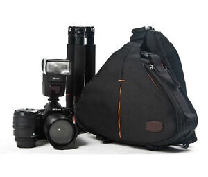 Caseman-Camera-Bag-Case-For-Nikon-Canon-Sony-Pentax-leica-Fujifilm-black-C10