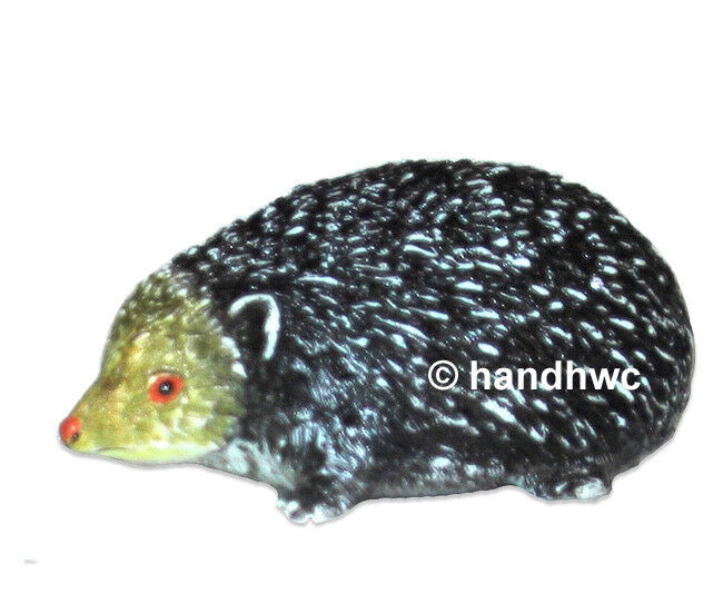 FREE SHIPPING   AAA 96674 Hedgehog Pet Animal Model Figurine Toy- New in Package