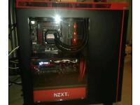 Custom gaming rig