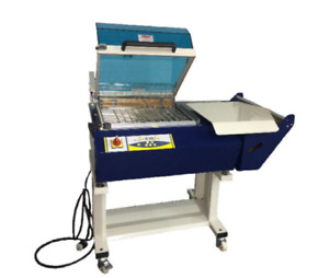 Shrink Wrap Machine for Sale, Impak 4255 Shrink Wrapper (New)