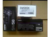 Shure Microphone SM58-SK United States