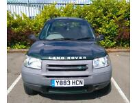 LANDROVER 4 X 4 FREELANDER 1 DARK GREEN