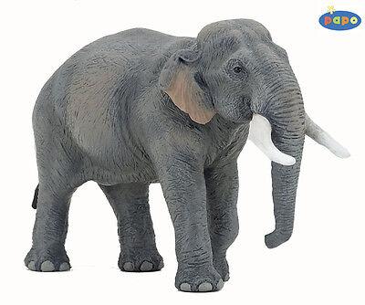 Asiatischer Elefant 16 cm Wildtiere Papo 50131
