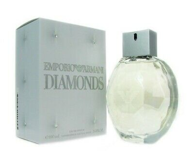 Emporio Diamonds Giorgio Armani Women 3.4 oz 100 ml *Eau De Parfum* Spray Nib