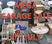 MEGA GARAGE SALE 2ND JULY WISHART Wishart Brisbane South East Preview