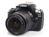 ***Canon eos 1100d digital SLR camera***