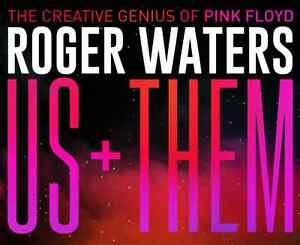4-in-a-row Roger Waters:(Pink Floyd): US + Them Tour Windsor Region Ontario image 1