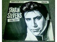 SHAKIN' STEVENS' TAKE ONE! VINYL