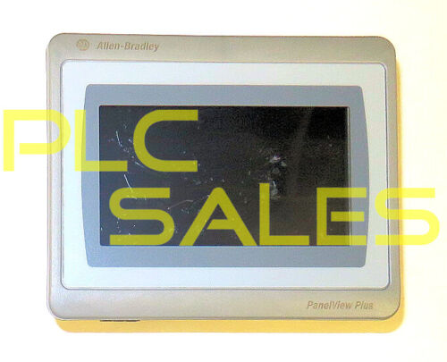 Allen Bradley 2711P-T4W21D8S  |  PanelView Plus 7 400 Display - Mfg 2016