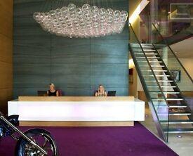 Flexible SW1 Office Space Rental - Knightsbridge Serviced offices