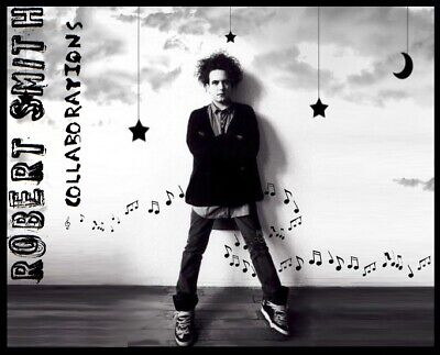 THE CURE  COLLABORATIONS Robert smith